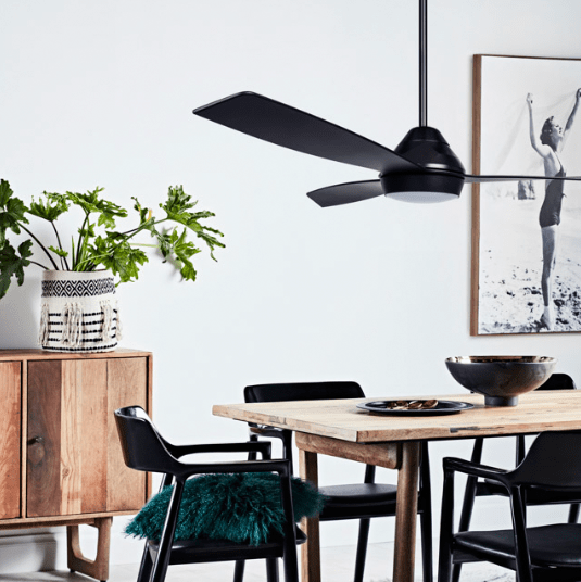 Selecting the right ceiling fan with the Esperance