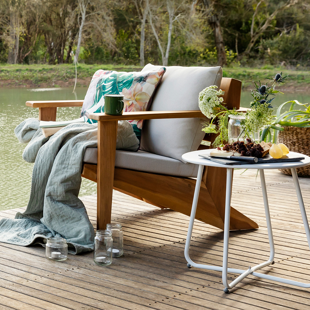 Dress up your deck with the Portea