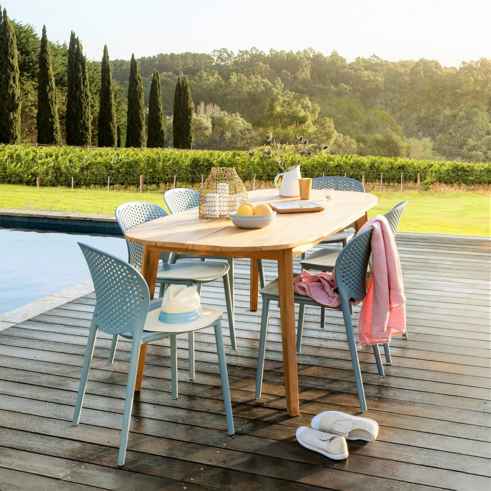Outdoor furniture style trends for 2019 with the Bondi & Cate
