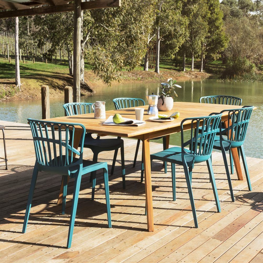 Outdoor furniture style trends for 2019 with the Noosa & Romy