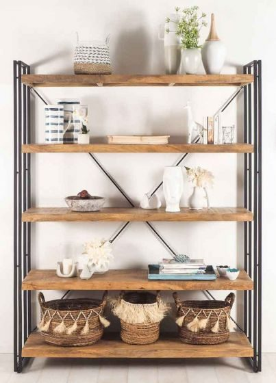 Make Your Home Office a Haven with the Fulham shelf