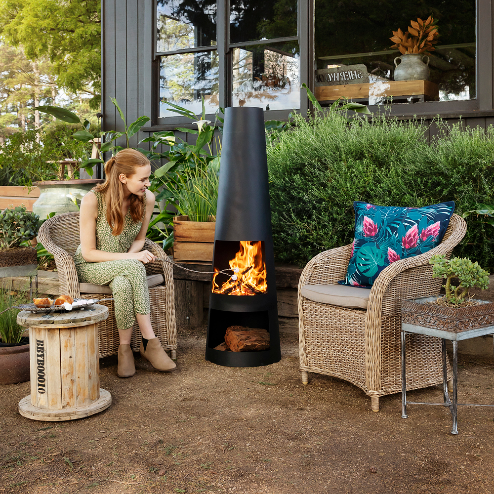 Outdoor Furniture Trends of 2021 firepit
