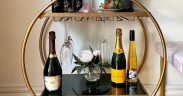 The Perfect Cocktail Cart for Every Occasion