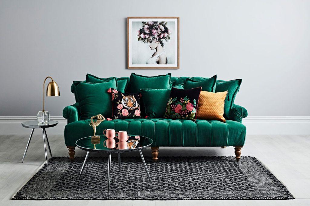 Hello Rococo! Luxe interior design