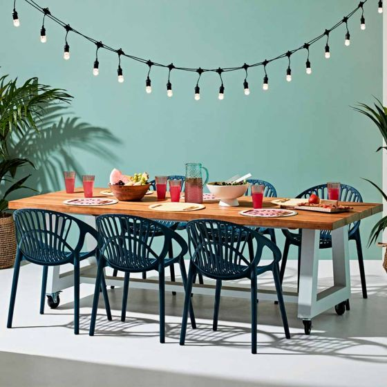 Blissful Balcony Decorating Ideas with the Kanto