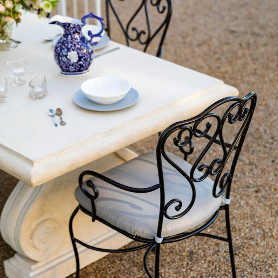 Caring For Your Outdoor Furniture with roman stone