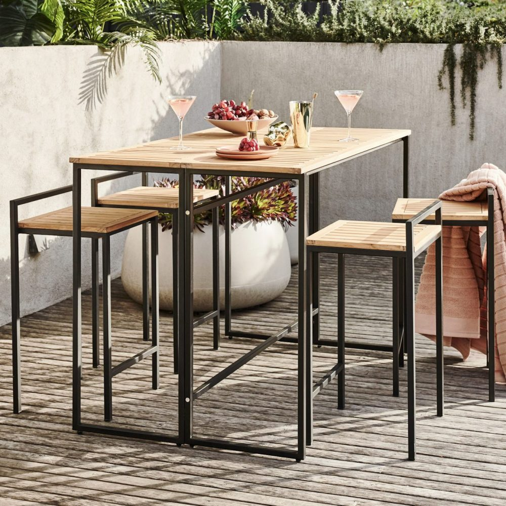 An Outdoor Zone for Every Occasion - happy hour