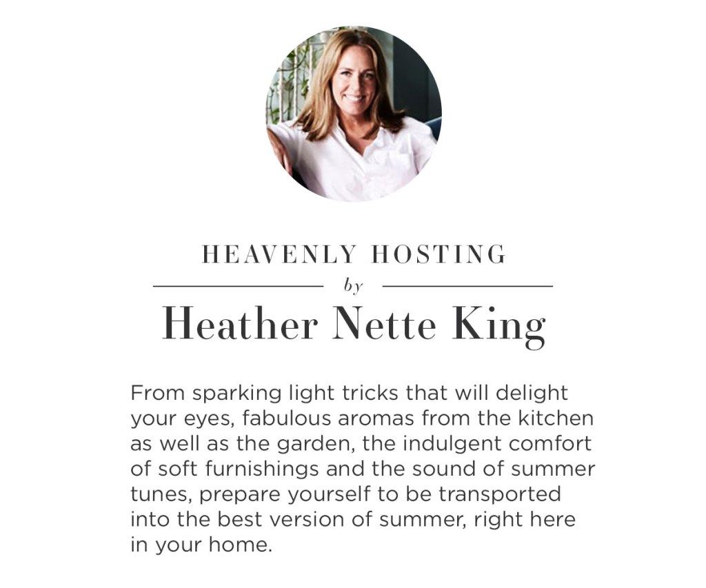 4 tips for heavenly hosting