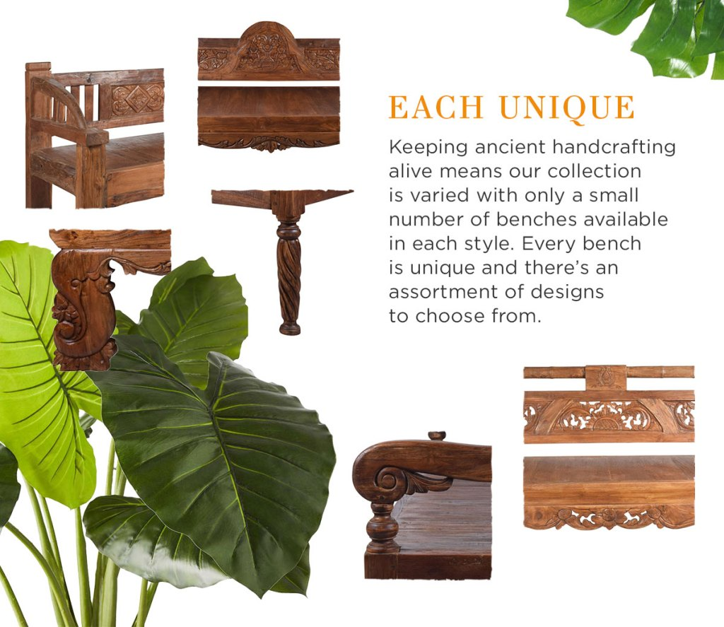 Indonesian Teak Day Beds6