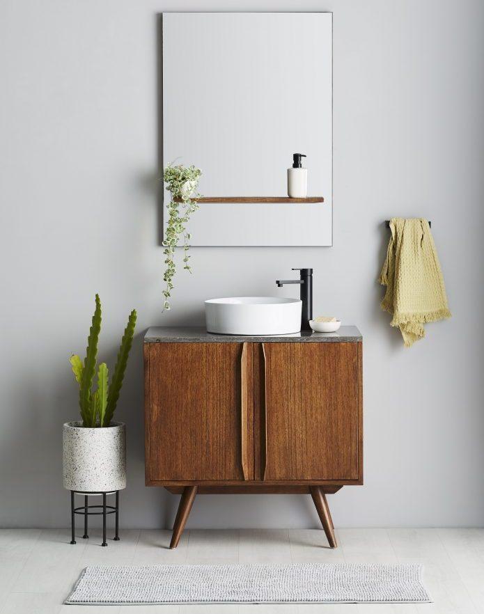 En Vogue Vanities for a Beautiful Bathroom with the single Larsen