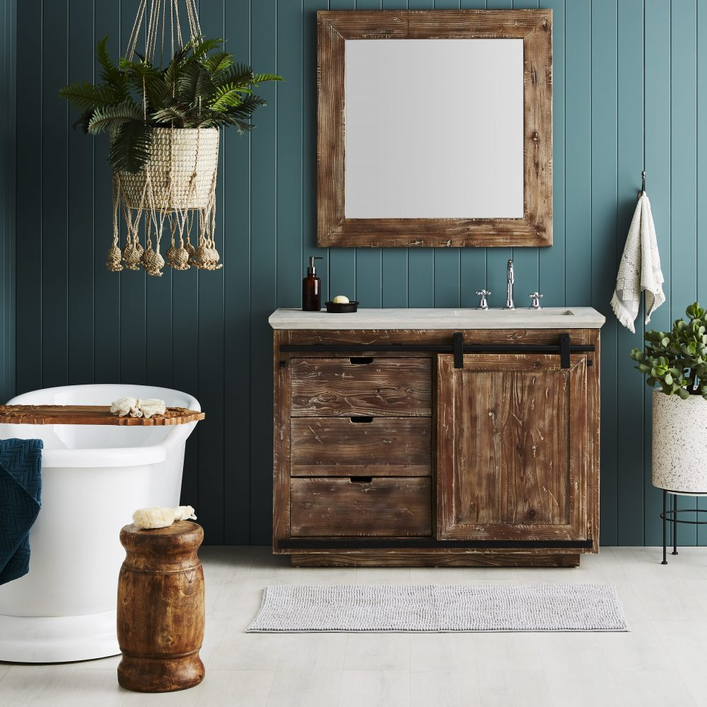 En Vogue Vanities for a Beautiful Bathroom with the Clare