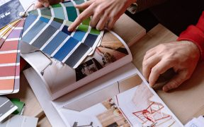 5 Rules for renovating finishes