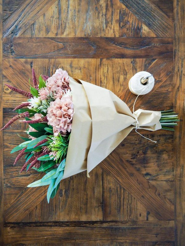 Make Your Own Mother's Day Bouquet - step 12
