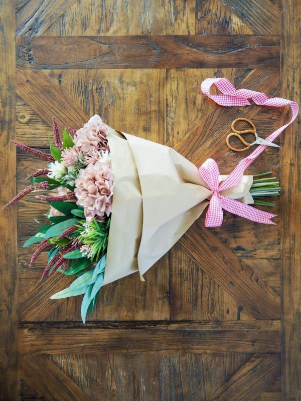 Make Your Own Mother's Day Bouquet - step 18
