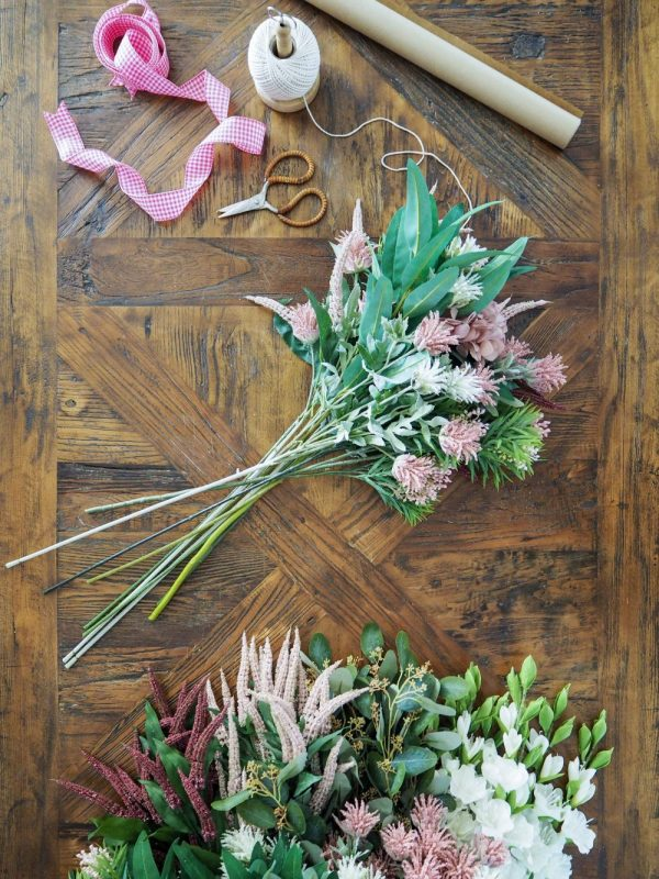 Make Your Own Mother's Day Bouquet - step 3