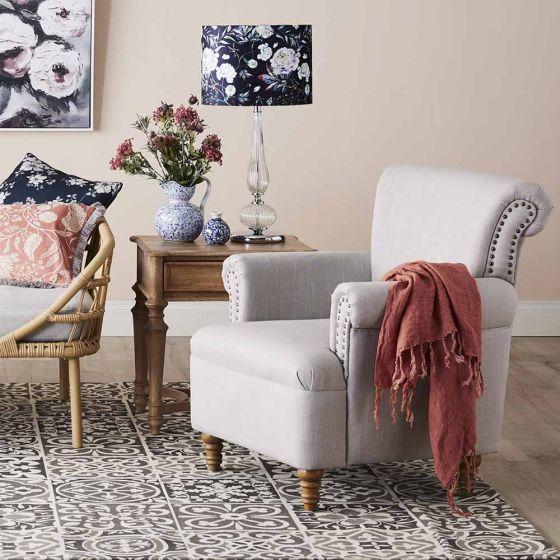 Granny chic style - Annabelle Armchair