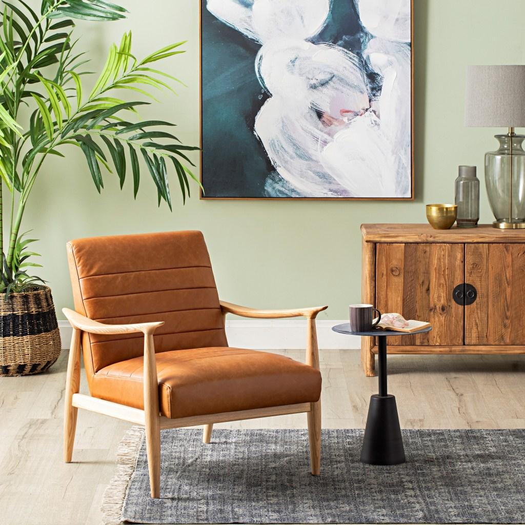 Book nook ideas - sloan armchair