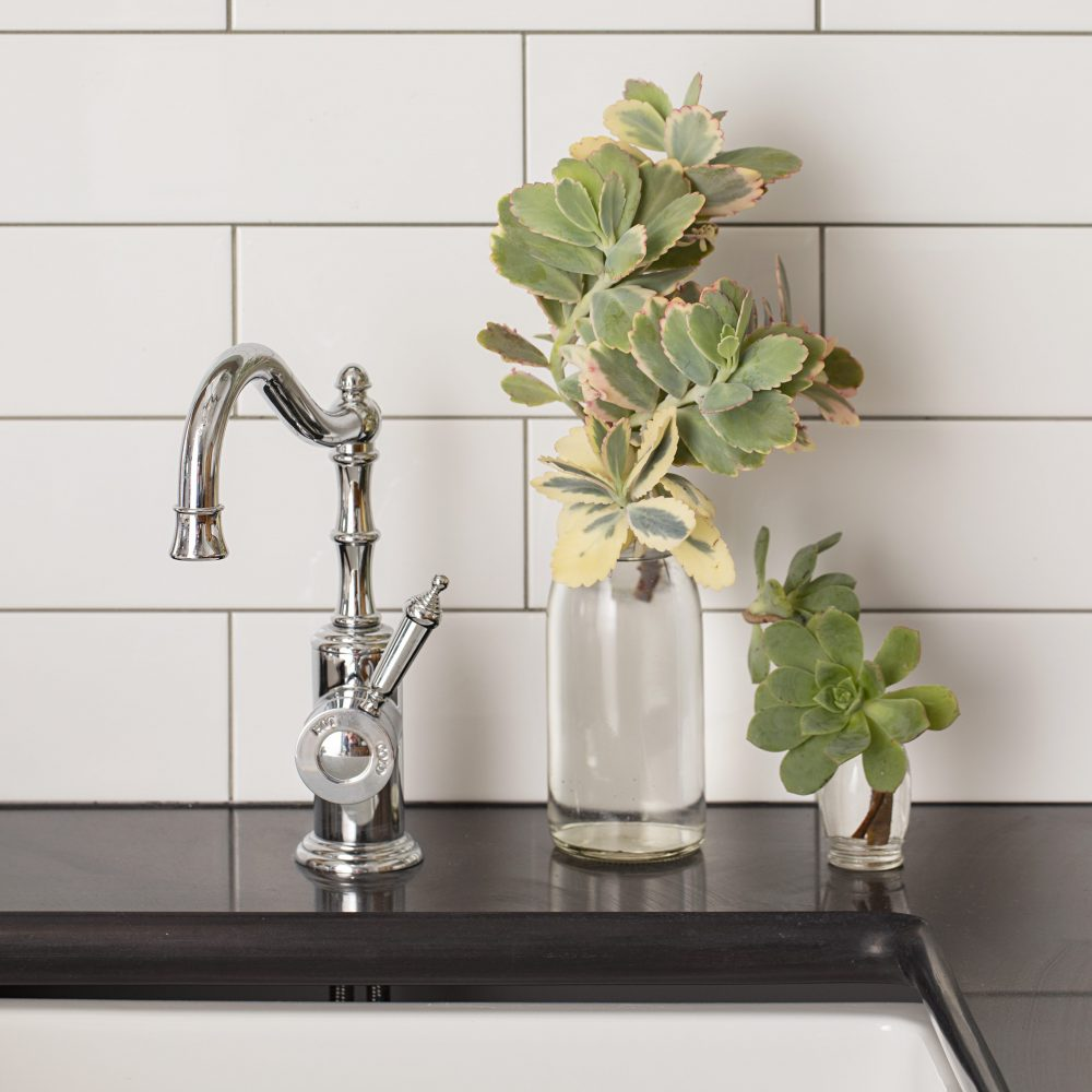 How to Choose the Right Hardware for Your Home - kitchen tap
