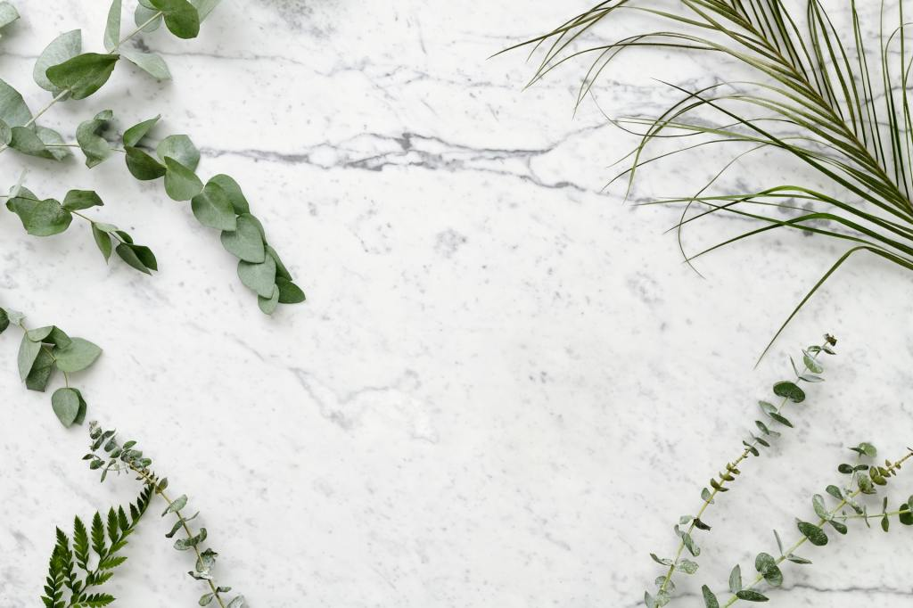 The Luxe Look of Natural Marble