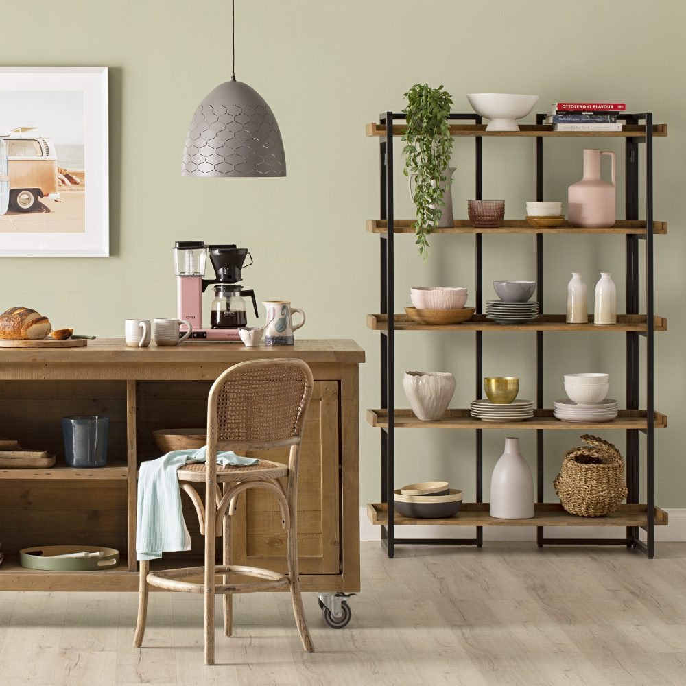 Update Your Kitchen Without Renovating with savvy storage