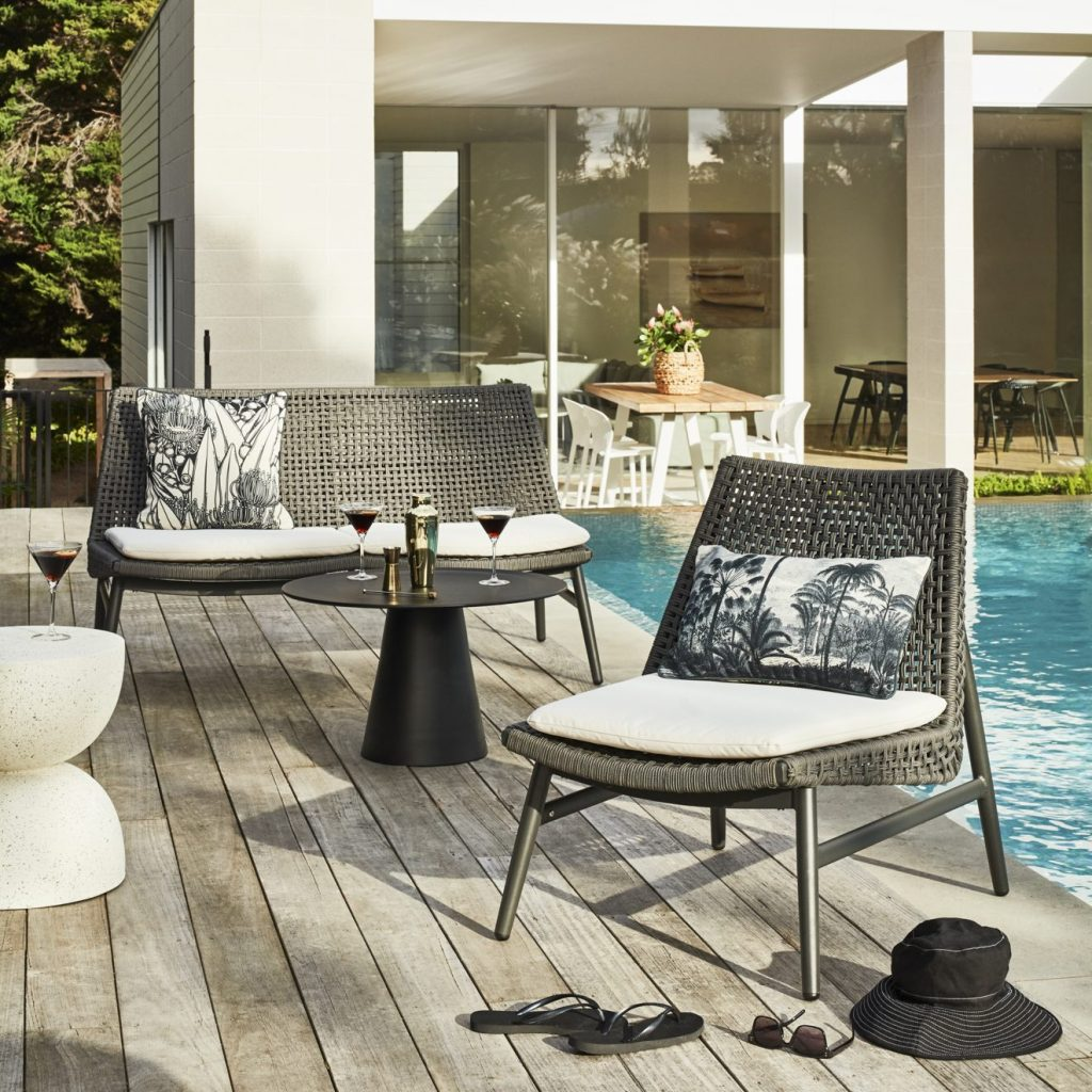 Buyer's Picks in Outdoor Furniture 2021/22 with the Harley