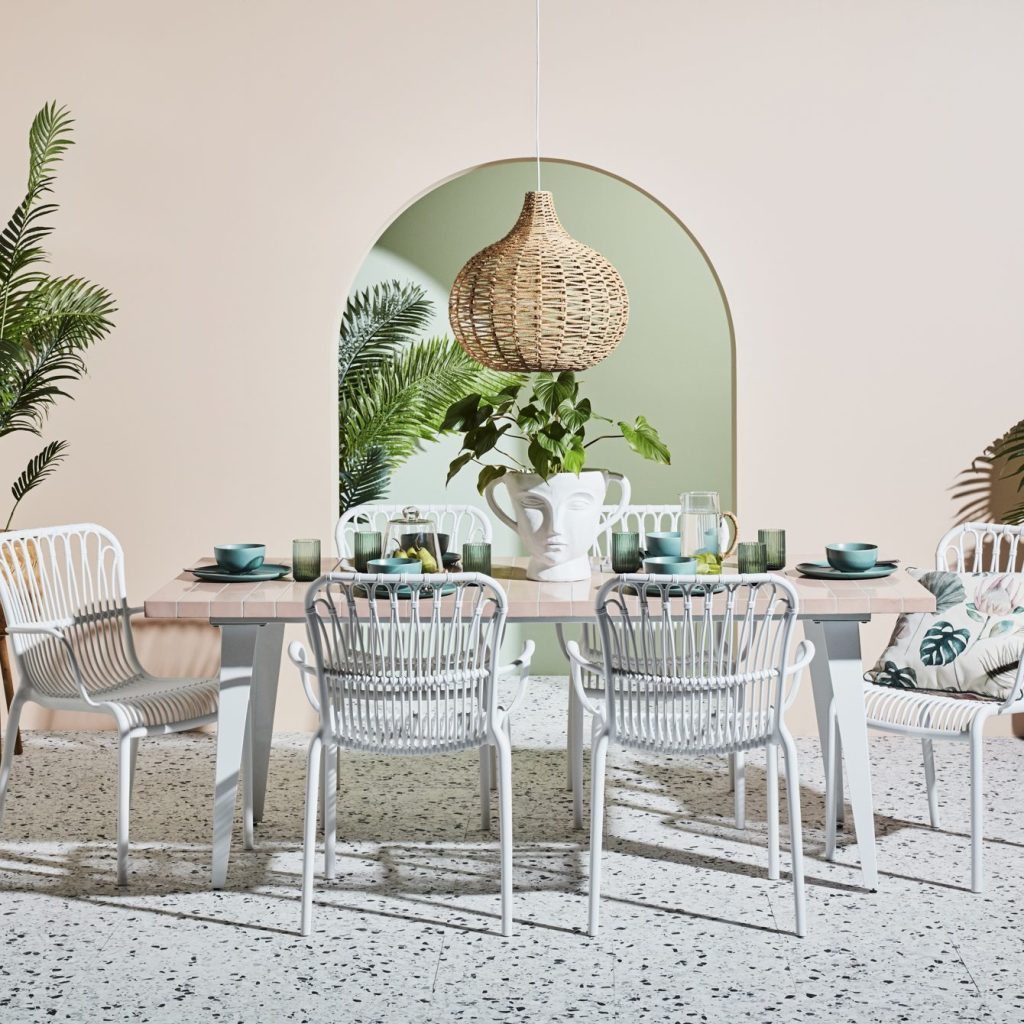 Buyer's Picks in Outdoor Furniture 2021/22 with the Glaze