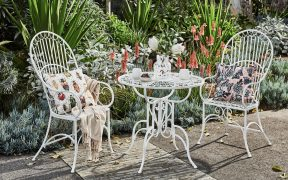Turn Your Petite Patio into a Parisian Courtyard