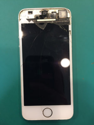 iPhone5s,修理,千葉,市川,船橋,習志野,ガラス割れ,液晶