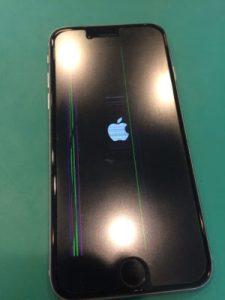 船橋市八木が谷から液晶修理のiPhone6-2