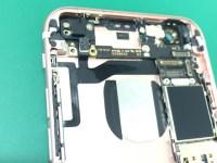 船橋・津田沼からiPhone6sの水没修理の依頼