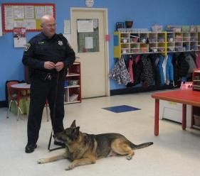 Richmond Heights Police Department Visit