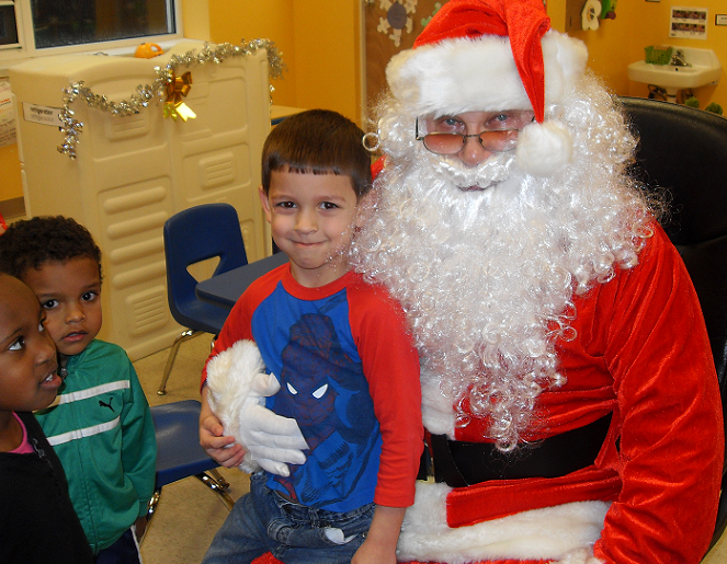 Santa Claus Visit