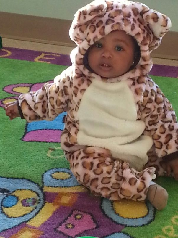 Infant Halloween Celebration
