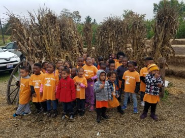 Preschool Pumpkin Field Trip