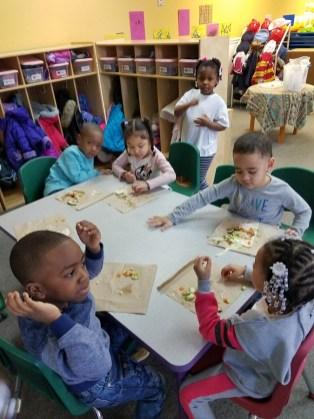 Preschool Taste Testers
