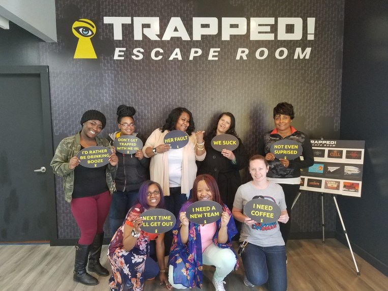 Outing to the Escape Room