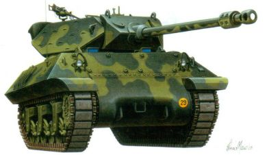 Achiles tank destroyer - 2 models in a box