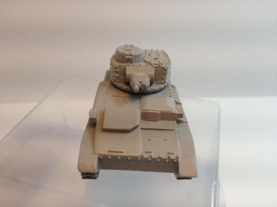 British Vickers Light tank mark VI b