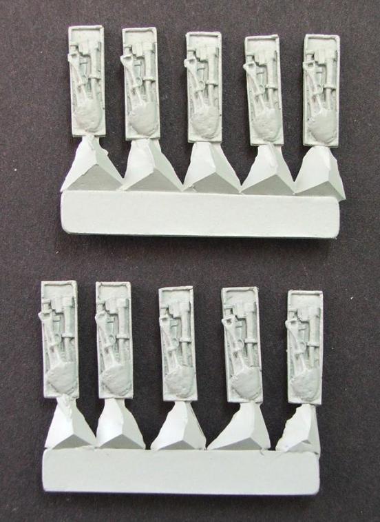 US tool racks x10