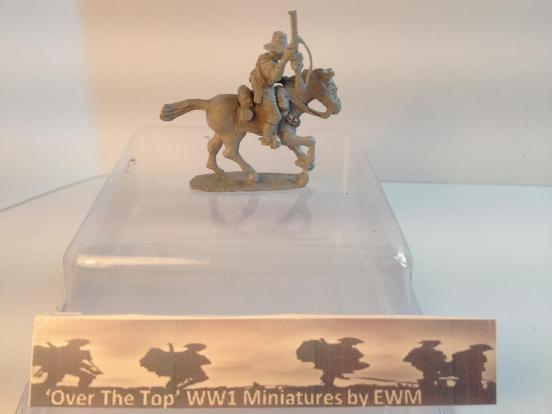 T.L. 3 x Australian Light horse cavalryman shirt sleeve order,