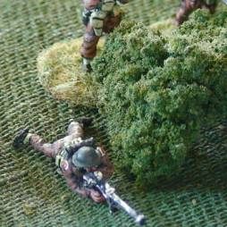 Boyes Anti-tank rifle with 2 x Infantryman