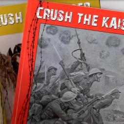Crush the Kaiser - Buy both the rules and org. charts together