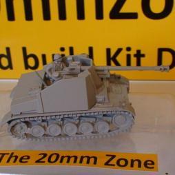 Marder II Self propelled Anti-Tank hunter