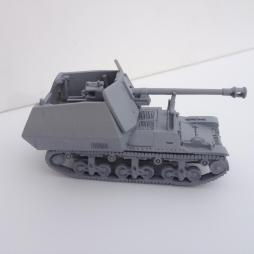 Sdkfz 135 PanzerJager Lorraine rapid build kit + 2 crew