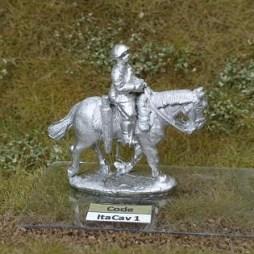 1 x Cavalryman mounted - Hands on Reins