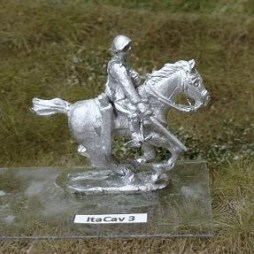 1 x Cavalryman mounted - with Sabre