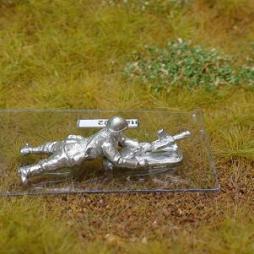 1 x 45/5 M35 Brixia mortar and 1 crew man