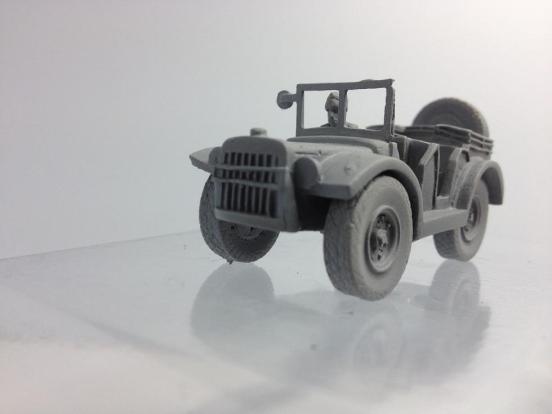 Fiat TL 37 Light Artillery Tractor