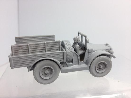 Fiat TL 37 Light Truck