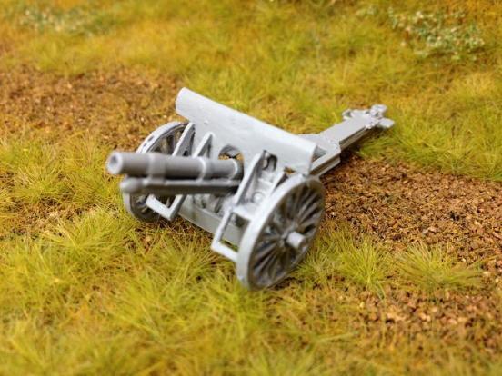 Type 38 75mm Field Gun (Improved)
